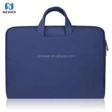 E-friendly portable neoprene waterproof laptop sleeve case bag at a low price