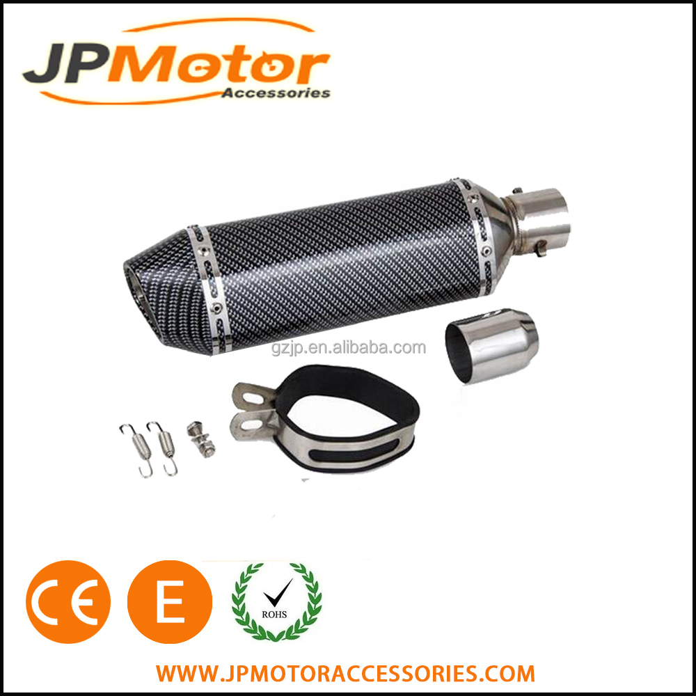 high performance 250cc, 400cc motor bike exhaust silencer, aluminium alloy muffler silencer, used motorcycle