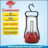 rechargeable battery backup emergency camping 24pcs portable led lantern