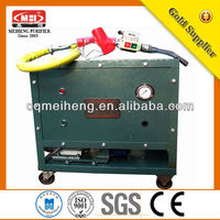 GL series Portable Oil Purifier oil lubricant transformer oil mist lubrication system