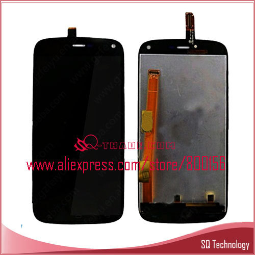 China Mobile Phone Parts Assembly Display LCD Touch Screen For Gionee Elife E3 LCD