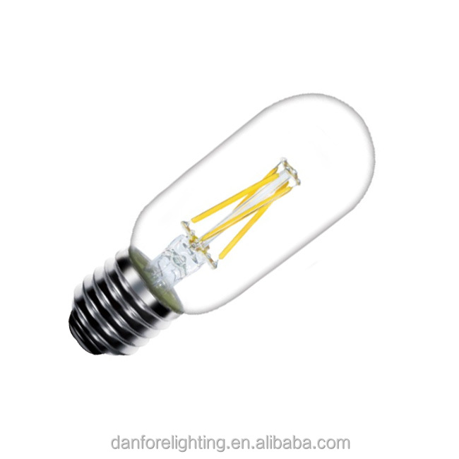 3.5W ST45 E12/E14 base led filament bulb lamp