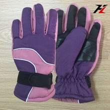 Ladies/Womens Thinsulate Extra Warm Thermal Padded Winter/Ski Gloves with Palm Grip