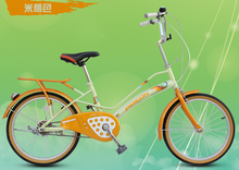 Sally flying Pigeon bicycle 26-inch lady car commuter students cycling city car color ordinary bicycles