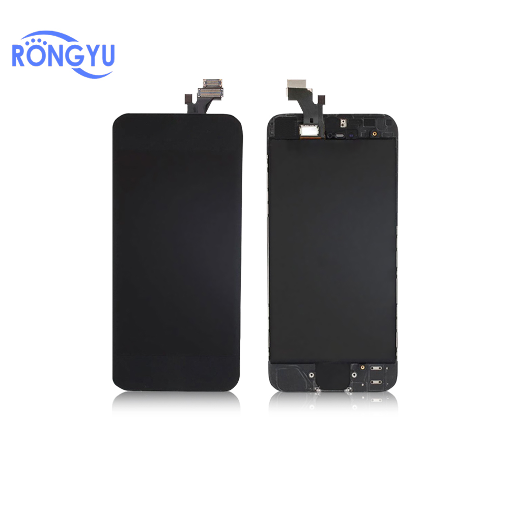 2017 New lcd for iPhone lcd assembly accept paypal, LCD For iPhone 4 5g 6, for iPhone 4g 4s 5g 5s 5c 6g