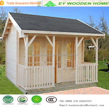 low cost cottage wooden hut log cabin