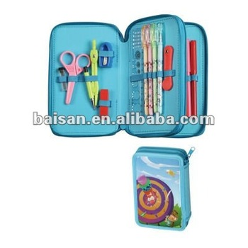 double-checked polyester Stationery Set school Stationery Set