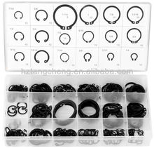 ring snap fastener 300pc assorted ring snap fastener