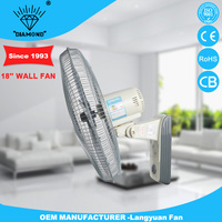 Factory price honorable wall mounted bathroom fan for wholesales