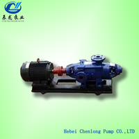 electric industrial hydraulic water pump