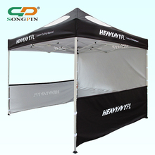 Oxford Marquee Pop Up Canopy Tent Folding Outdoor Gazebo Cover For Party Wedding Market,3x3