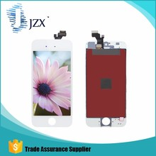 For apple iphone 5 lcd with digitizer touch screen,touch screen digitizer for iphone 5 5g mobile phone lcd display