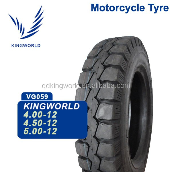 4.50-12 5.00-10 three wheel cargo motorcycle tire