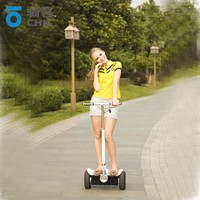 Comfortable 1000w 48v foldable electric scooter