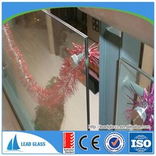 3-19mm frosted glass sliding closet doors with IGCC certification