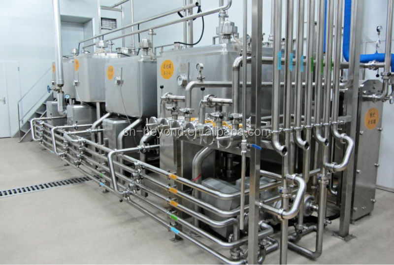 milk processing equipment/milk processing machine/dairy milk processing machinery
