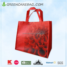 Sublimation Printing Recycled PET Spunbonded Non-Woven Bag
