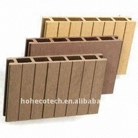 WOOD/ plastic lumber /Decking/flooring composite decking board (CE, ROHS, ASTM,ISO9001,ISO14001, Intertek)