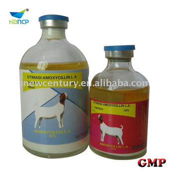 15% AMOXICILLIN INJECTABLE SUSPENSION FOR ANIMAL USE ONLY