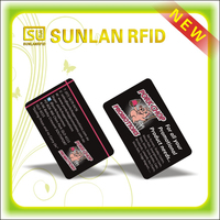 Plastic PVC Business ID Card Printing ISO Card software id card maker