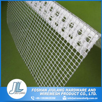 wall protecting Expanded Flange Angle Bead/ galvanized corner bead