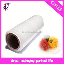 Pe Cling Film For Food Pack Anti-fog Microwave Safe