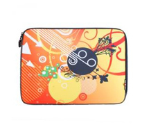 Custom 15.6 neoprene laptop sleeve felt hot selling