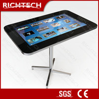 HOT! RichTech 46'' multitouch interactive bar table ir touch screen frame