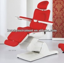 Top grade 3 motors electric Facial Bed / Beauty Chair with OEM service
