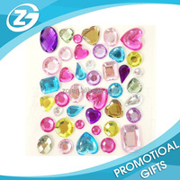 mobile phone crystal diamond stickers
