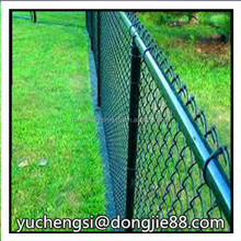 for children playground Wholesale durable green chain link fence