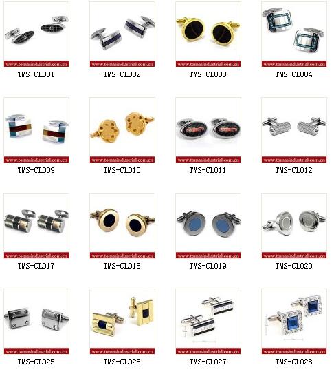 광저우 뜨거운 판매 플래그 제조업체 고전 cufflink