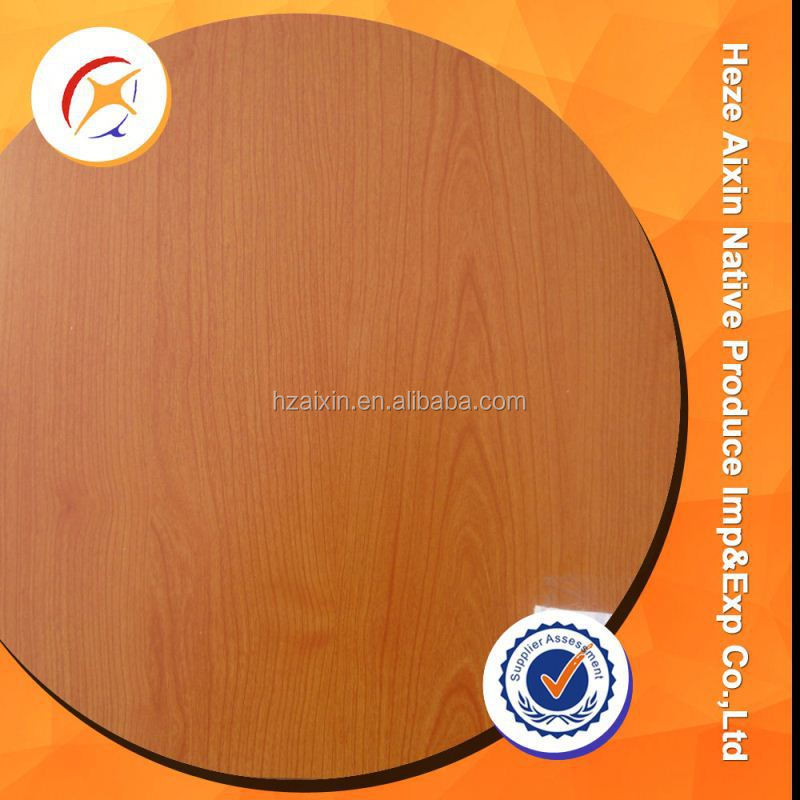 red melamine mdf sheet