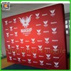 straight fabric new design pop up wall for events and shows