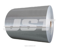 Double Sided Aluminium Foil 8011 Alloy Tape (AL+PET+AL) Shielding Insulation For Cable&Air Duct