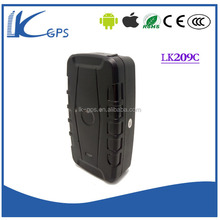 vehicle gps tracker magnet with IOS App and Andriod App and 240 Days' Long Standby lk209c