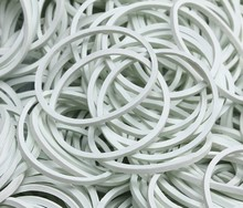 25*1.4 white Thailand rubber band price