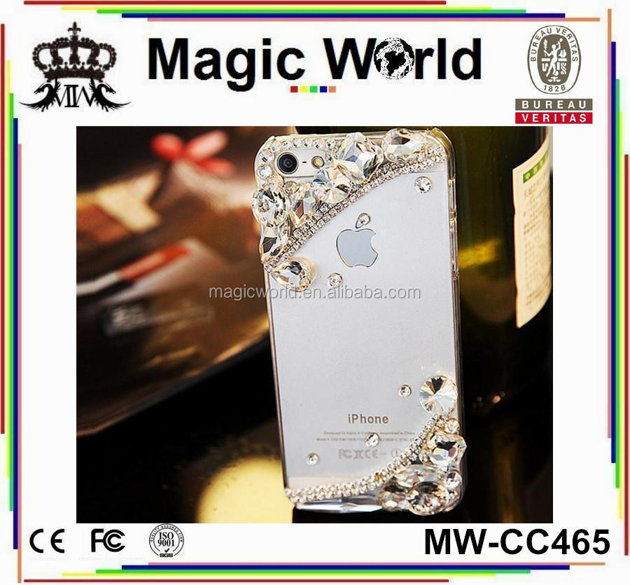 CRYSTAL DIAMOND FOR IPHONE 4 4S CASE