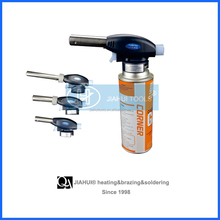 Mini butane gas blow torch