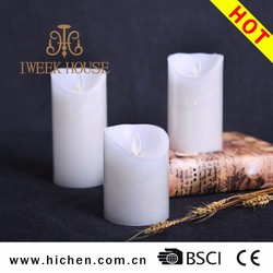 Flameless Cemetery Grave Memorial Candle Light LED Battery Operated