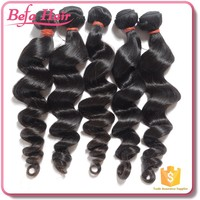 China Very Nice Hair Distributors Double Weft 12-30 Inch Brazilian Hair Loose Wave Grade 7A Virgin Hair