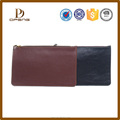 Top selling Custom ultra thin leather travel document holder wallet
