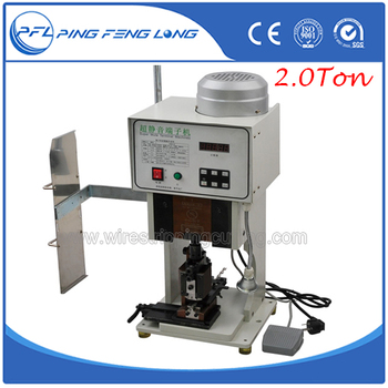 PFL-2000 Mute type continuous terminal crimping machine