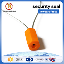 Hexagon lock head 1.8mm plastic steel wire seals C101