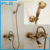 Eco-Friendly Water Saving Antique Shower Head Shower Set