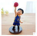 Japanese custom made home decoration gift plastic resin anime plastic figure toys factory