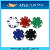 plastic tokens custom poker chips