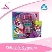 Best sale good quailty plastic kids makeup toy children toys J-008
