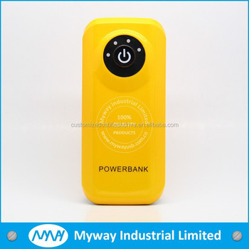 Best price portable 5600mah power bank /mobile charger for smart phone