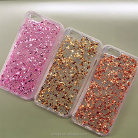 Free Sample Phone Case Taobao Alibaba Express Glitter Phone Case Fashion Innovative Mobile Phone Accessories For Iphone 6